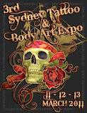 3rd Sydney Tattoo & Body Art Expo