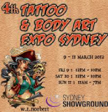 4rd Sydney Tattoo & Body Art Expo